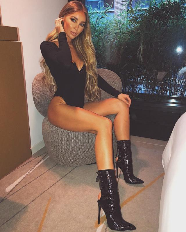 Lauren Pope Hot Legs