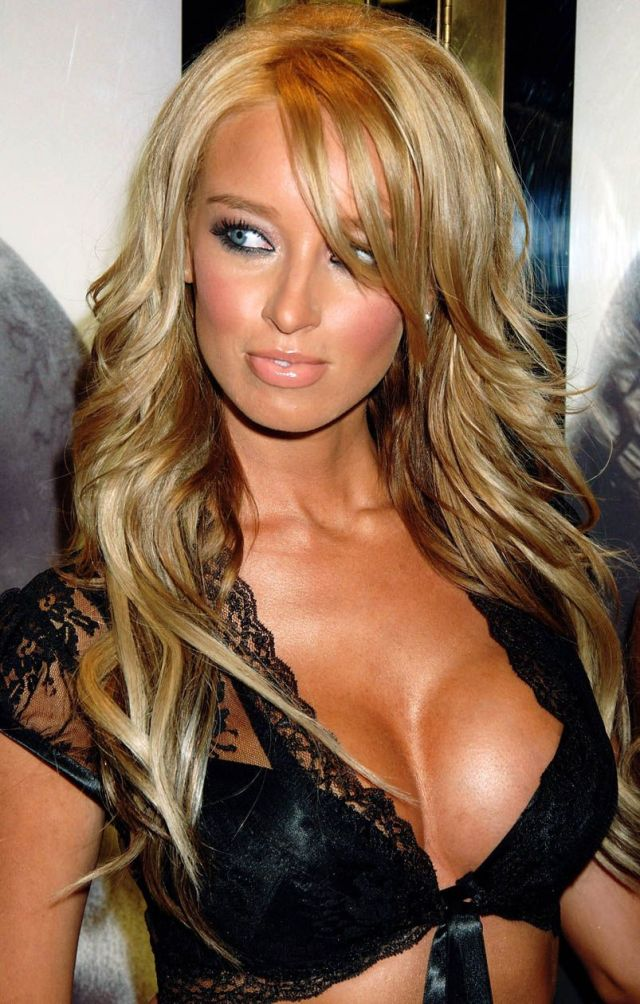 Lauren Pope Sexy Boobs