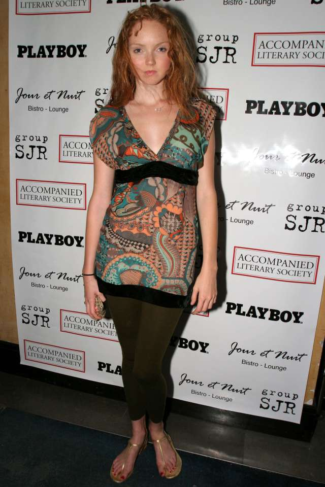 Lily Cole hot babe