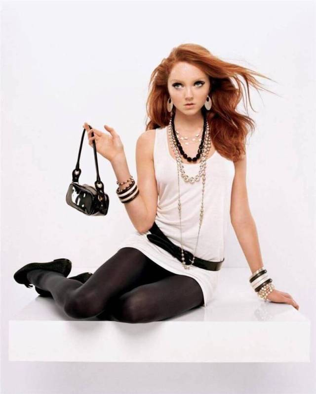 Lily Cole hot pic