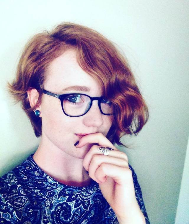 Liv Hewson hot pictures