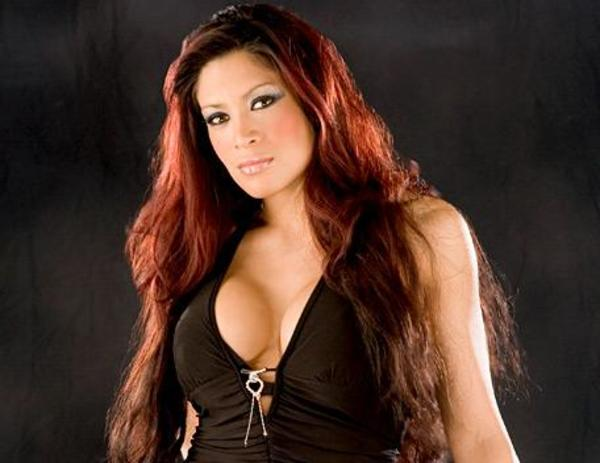 Melina Perez hot clevage pic