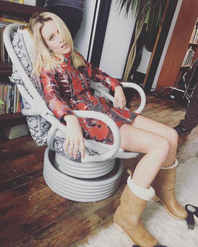 Meredith Hagner awesome pic