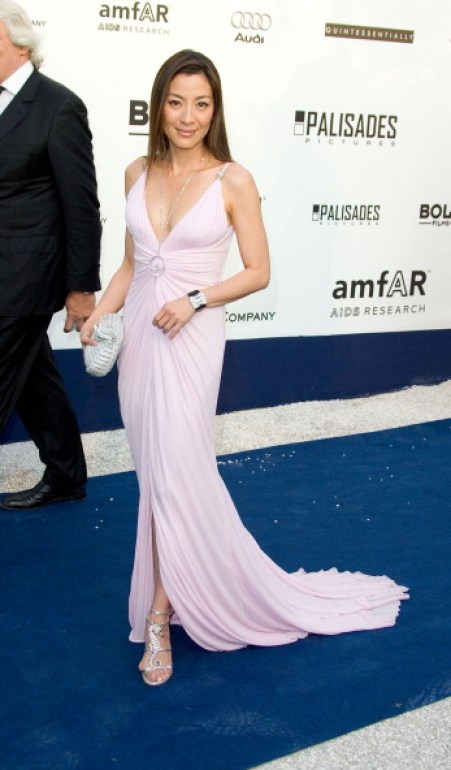 amfAR's Cinema Against AIDS Benefit in Cannes, Presented by Bold Films, Palisades Pictures and The Weinstein Company - Arrivals