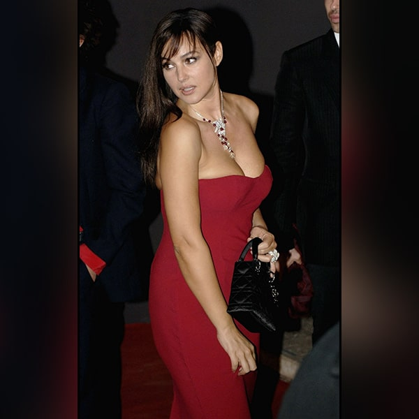 49 Sexy Monica Bellucci Boobs Pictures That You Cant Miss