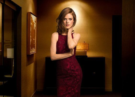 Rose Leslie sexy and hot pic