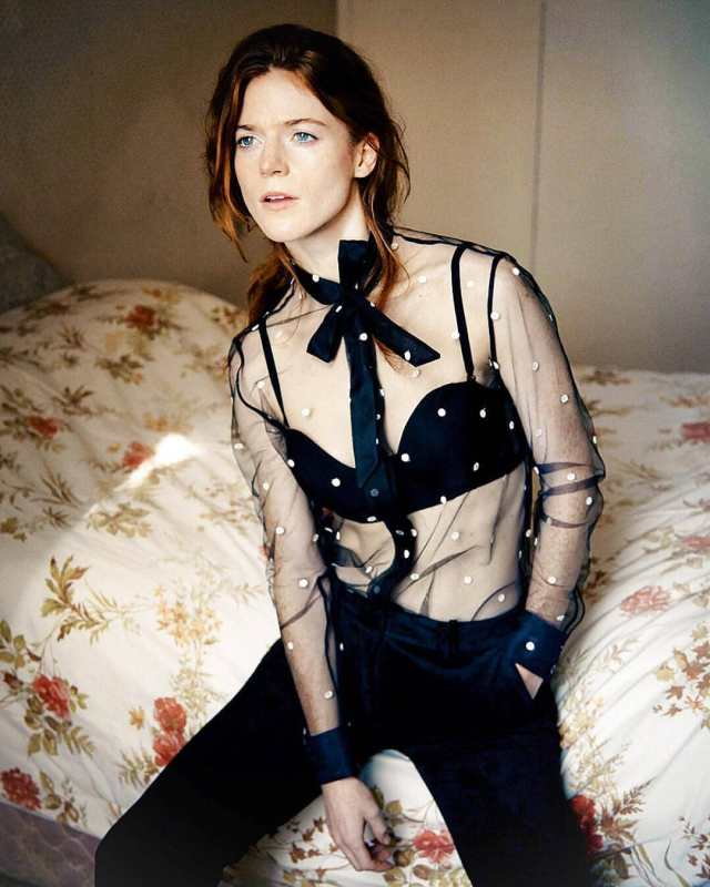 Rose Leslie sexy lady pic