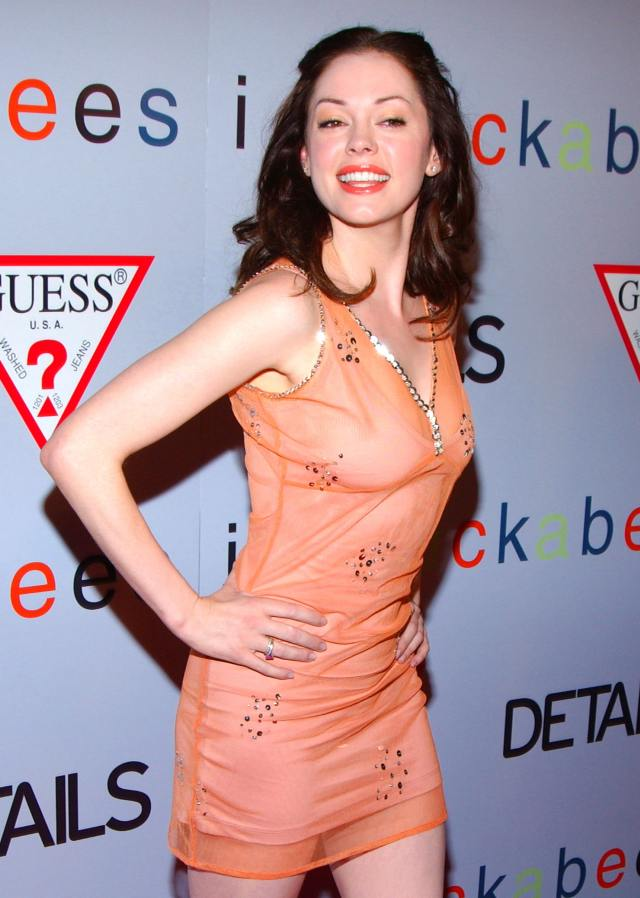 Rose McGowan hot and sexy photo