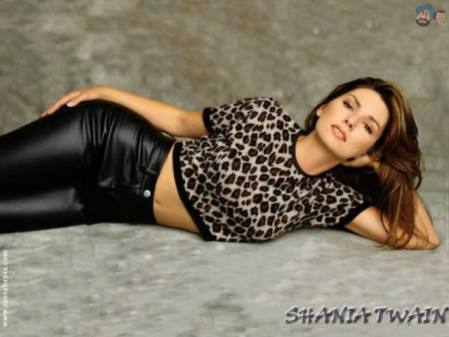 Shania Twain awesome pictures