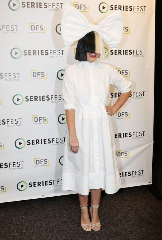 Sia Furler sexy and hot
