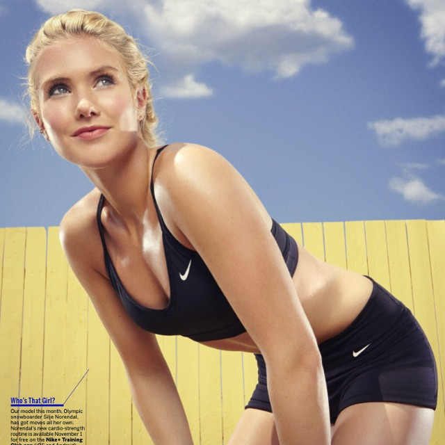 Silje Norendal very sexy picture