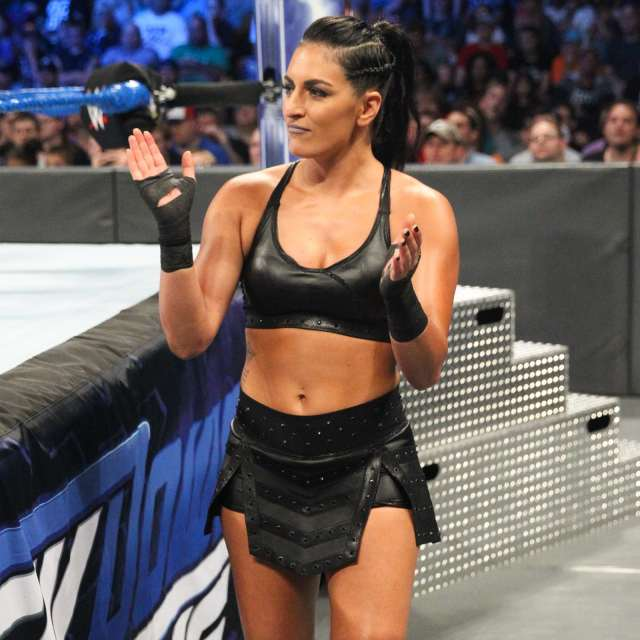 Sonya DeVille cleavages sexy