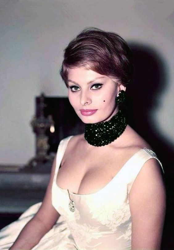Sophia Loren Beautifull Lips