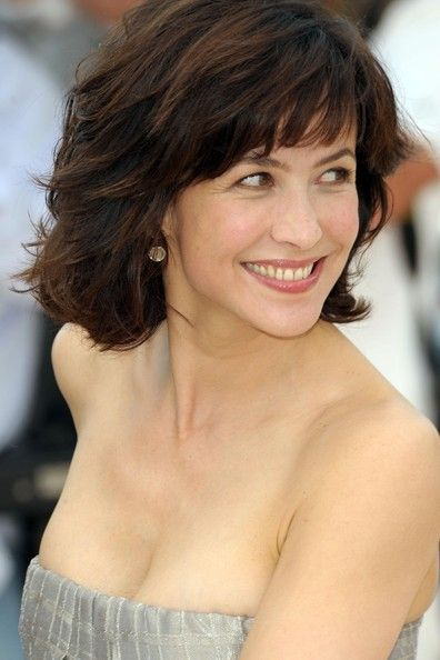 Sophie Marceau Sexy Boobs