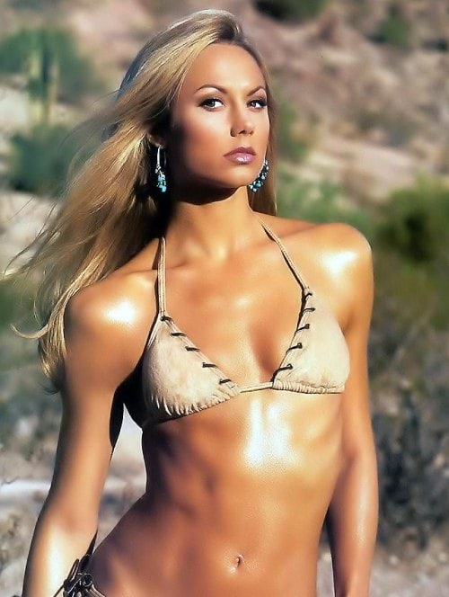 Stacey Keibler hot busty (2)