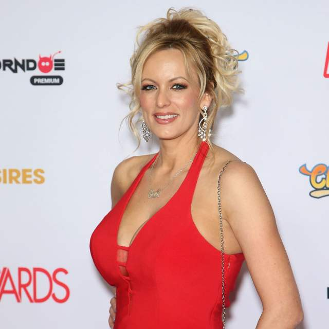 Stormy Daniels Hot on Awards Show