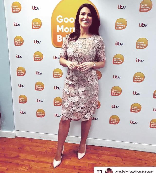 Susanna Reid hot and sexy picture