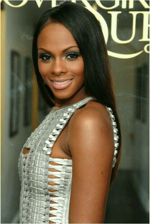 Tika Sumpter Beautifull Dress