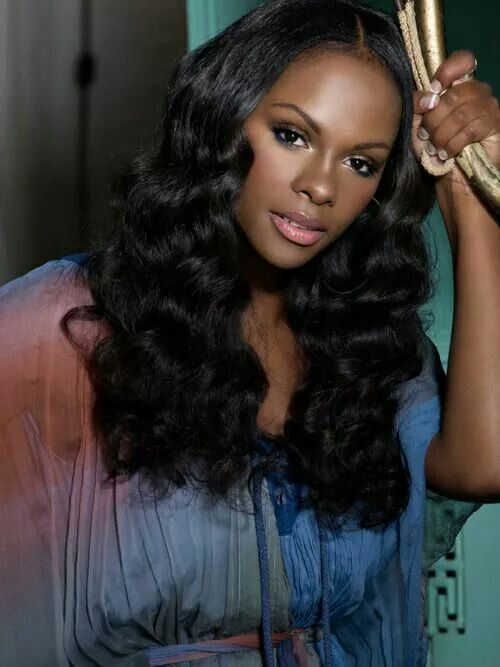 Tika Sumpter Curly Hair