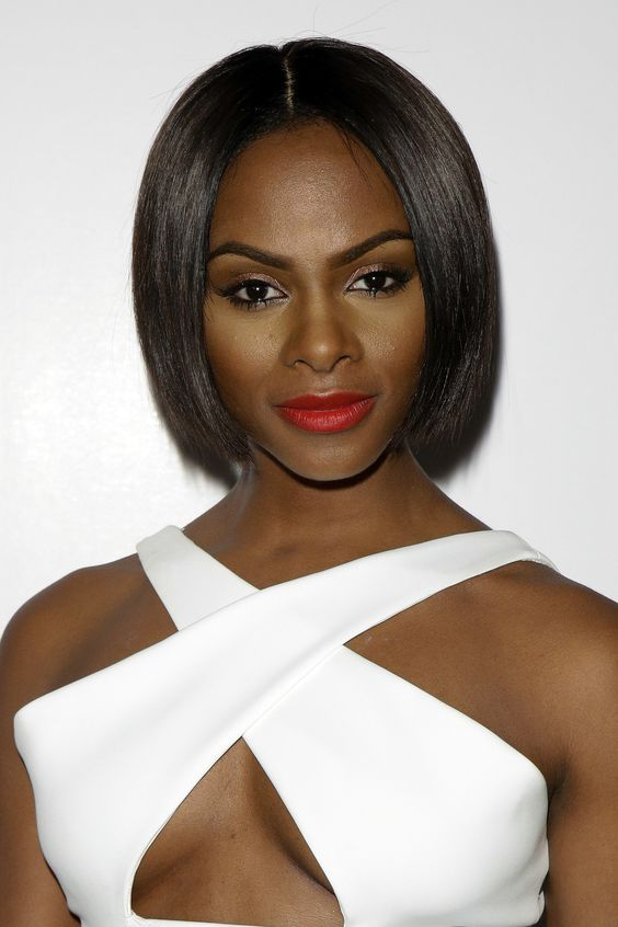 Tika Sumpter Short Hair