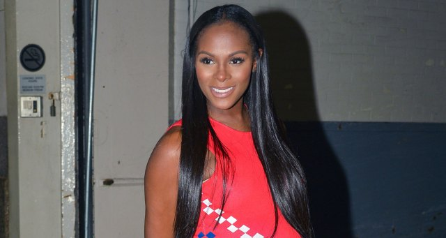 Tika Sumpter Straight Hair