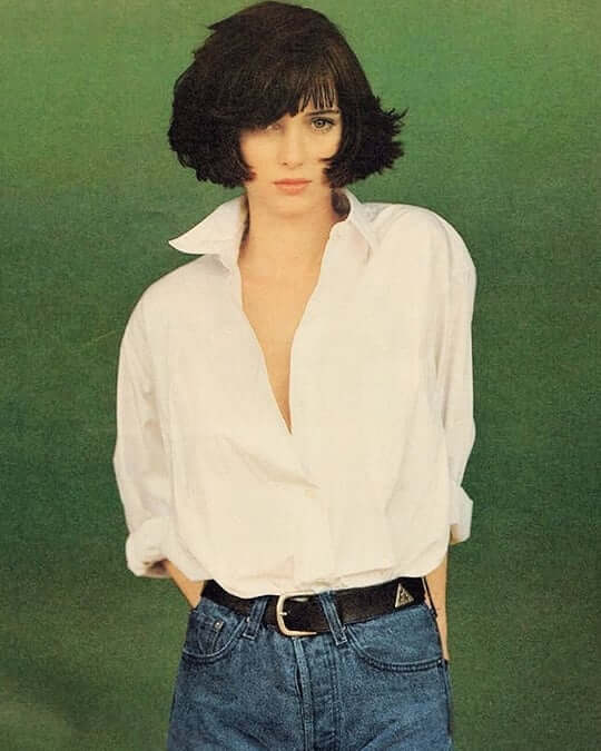 WINONA RYDER old pic