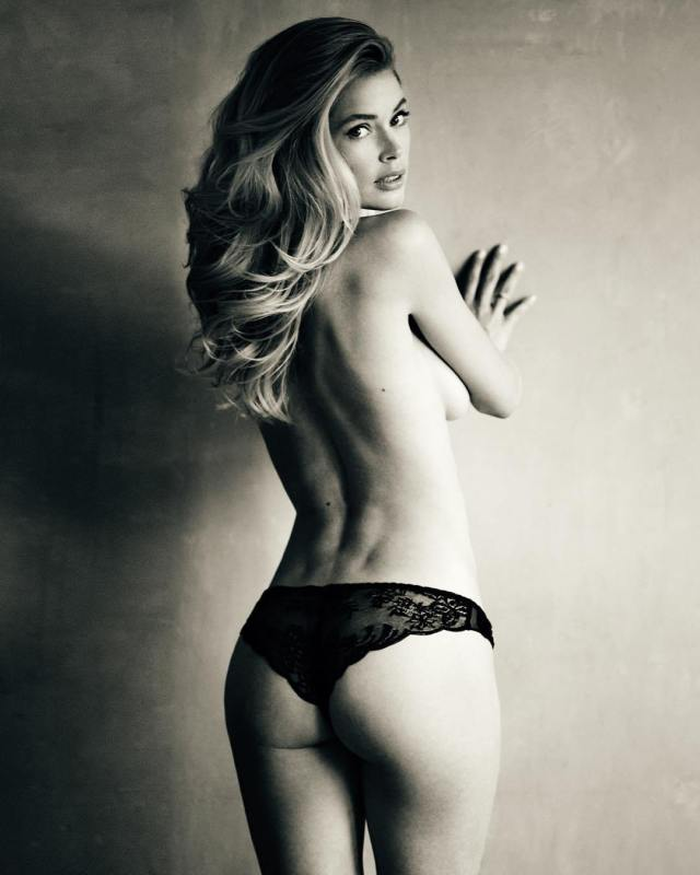 doutzen kroes hot back look (2)