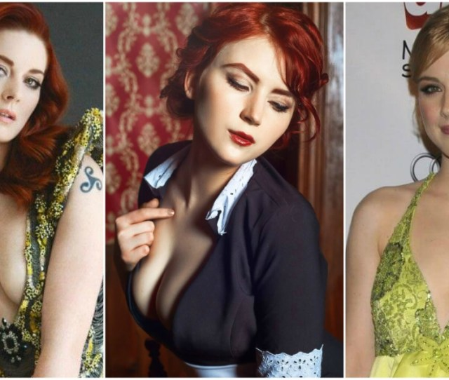 49 Hot Pictures Of Alexandra Breckenridge Which Are Just Too Hot To Handle
