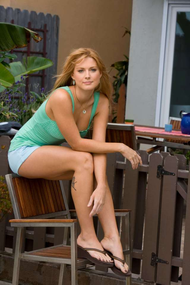 60+ Hot Pictures Of Alexandra Breckenridge Which Are Just