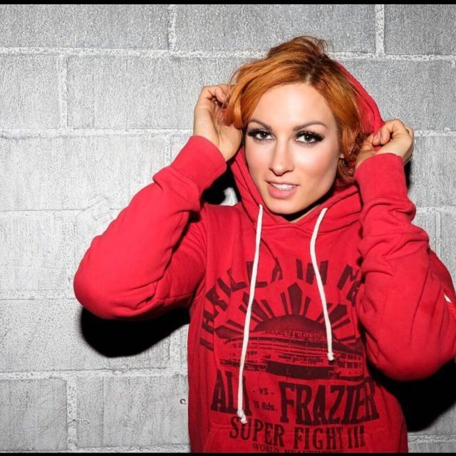 Becky Lynch awesome pic