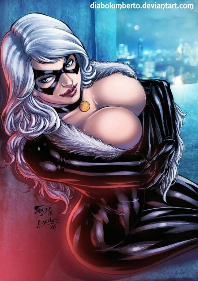 60+ Sexy Black Cat Boobs Pictures Will Make You Drool For