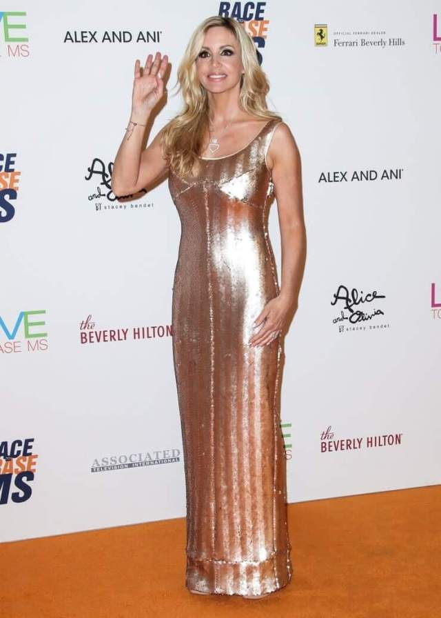 Camille Grammer awesome pics