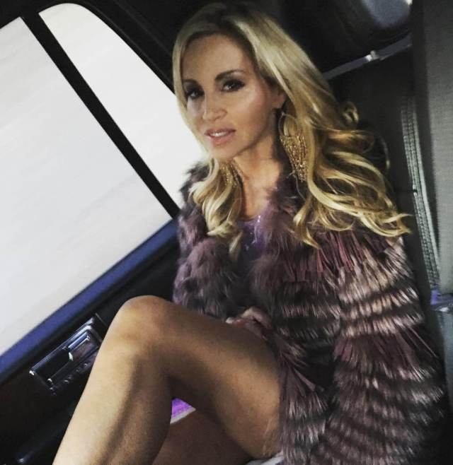 Camille Grammer sexy pic