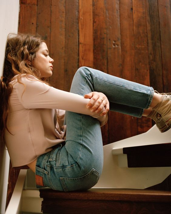 Charlotte Hope Hot in Jeans