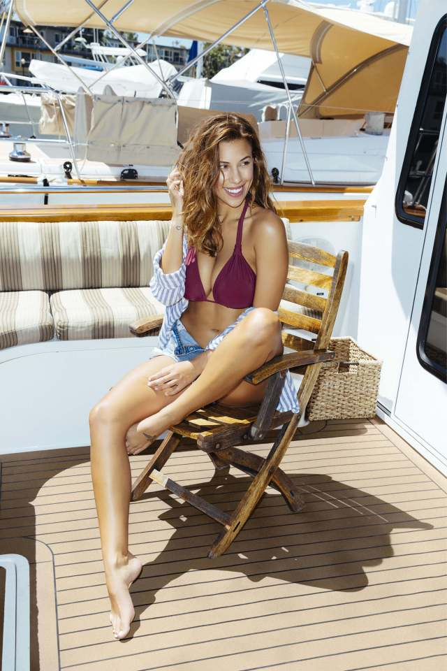 Devin-Brugman hot photos