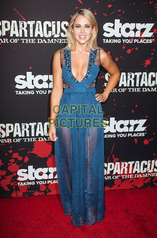 """""""Spartacus: War Of The Damned"""" Los Angeles Premiere"""