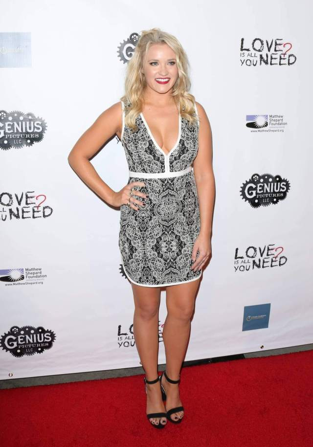 Emily Osment hot feets