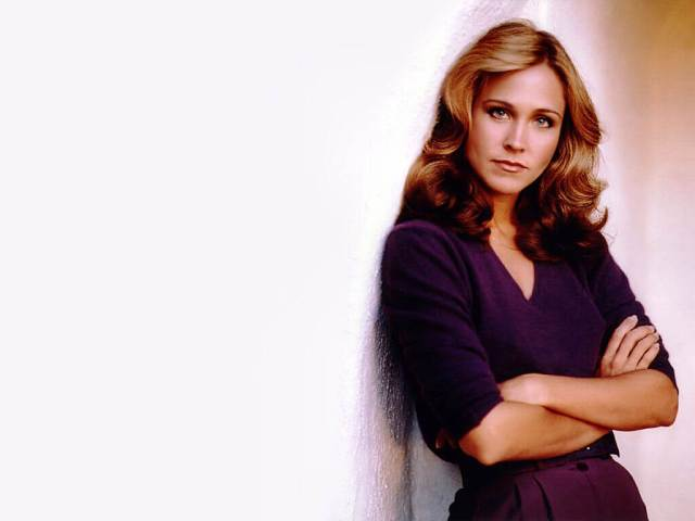 Erin Gray awesome hair