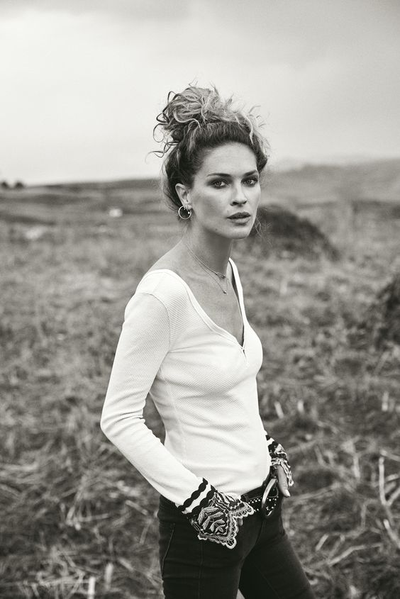 Erin Wasson Photoshoot Photo