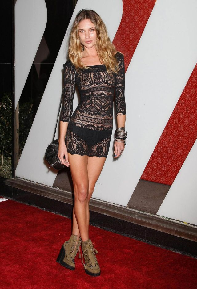 Erin Wasson Red Carpet