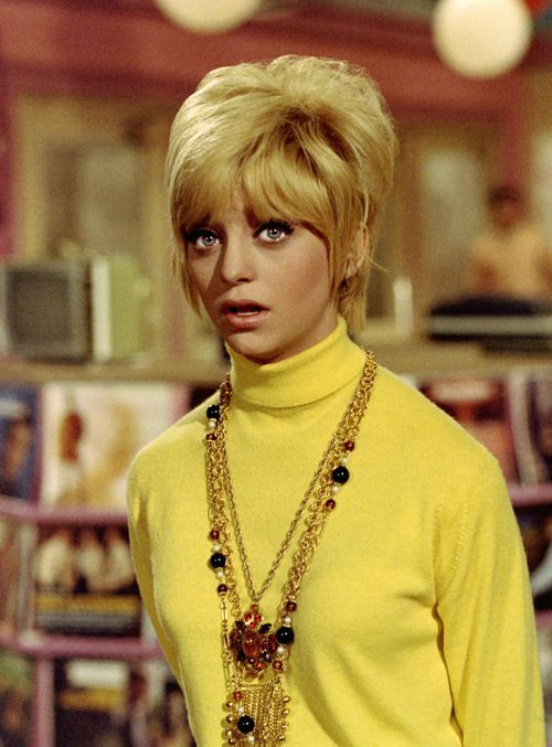 Goldie Hawn sexy lady pic