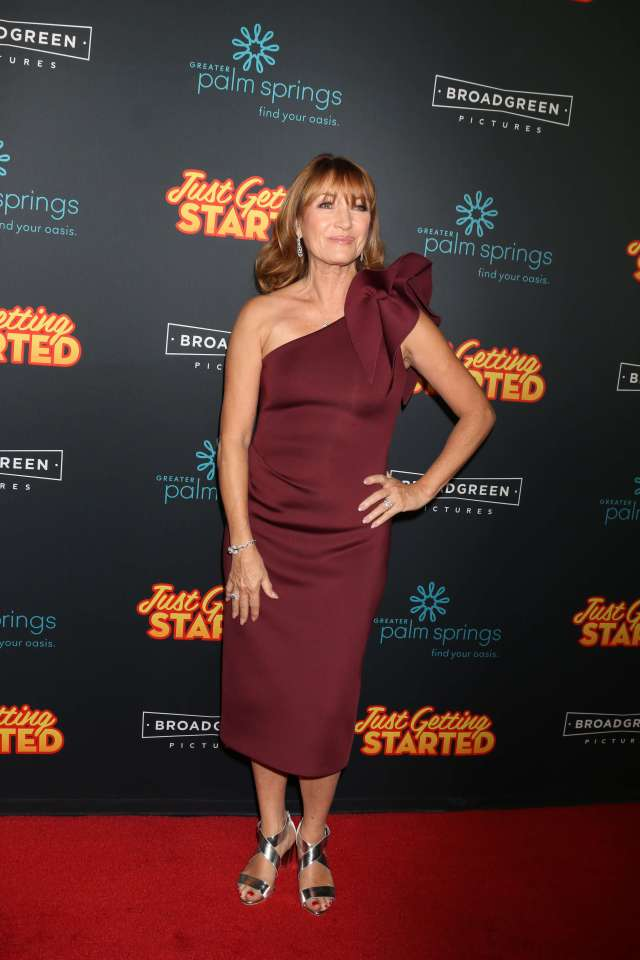 Jane Seymour sexy picture