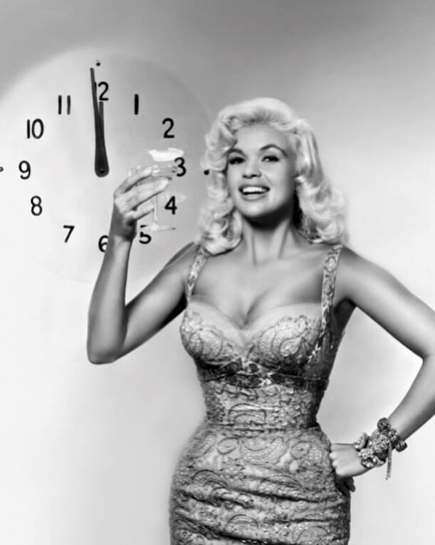 Jayne Mansfield sexy busty pictures