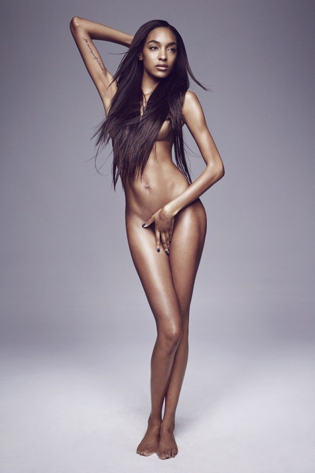 Jourdan Dunn Sexy Boobs Pictures Naked