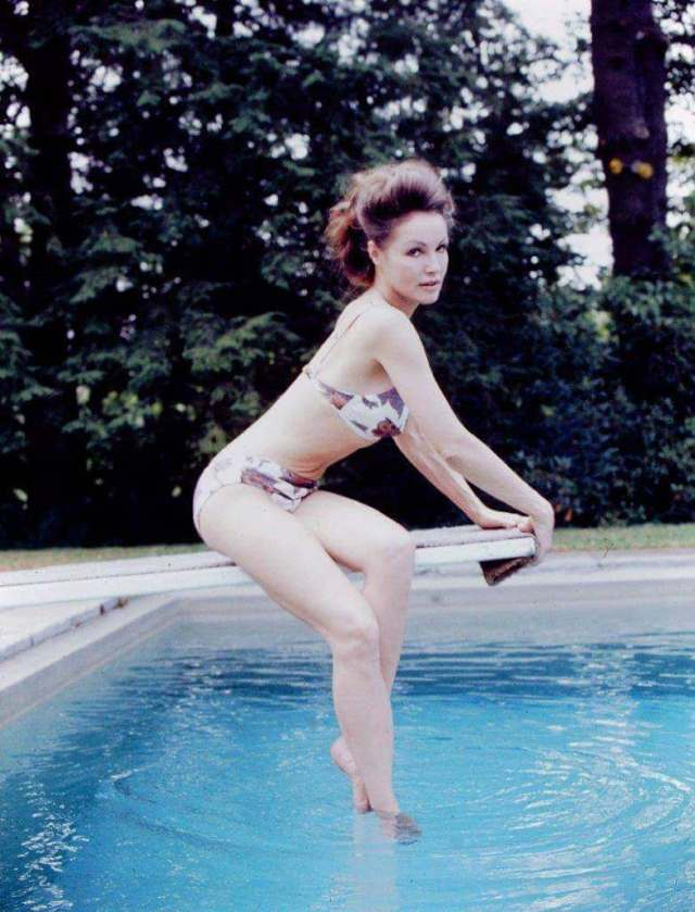 Julie Newmar sexy picture