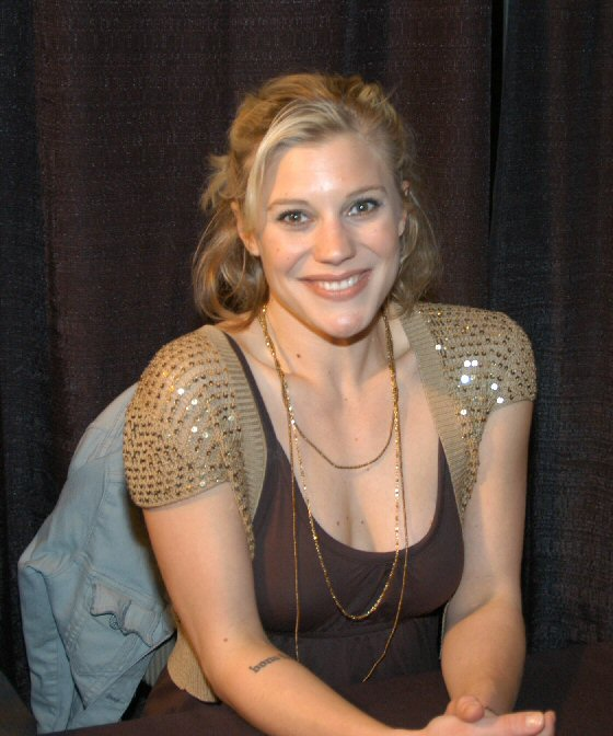 Katee Sackhoff sexy and hot