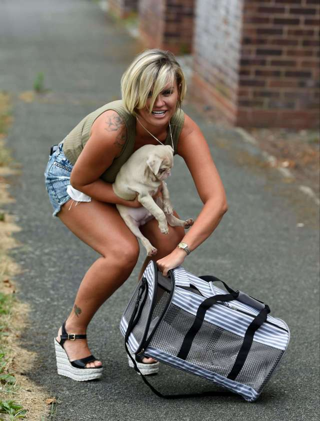 Kerry Katona awesome pictures