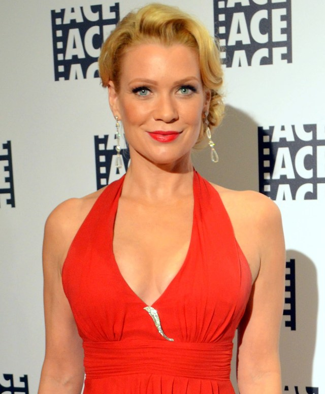 Laurie Holden very hot