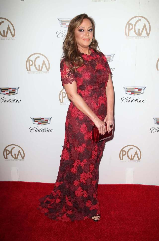 Leah Remini awesome dress