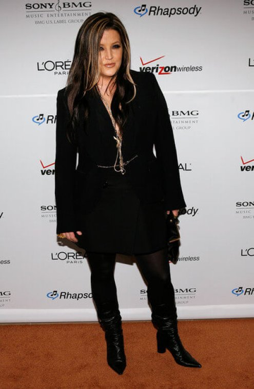 Lisa Marie Presley hot picture (2)